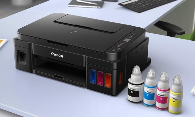 Bộ mực in chính hãng Canon G2010