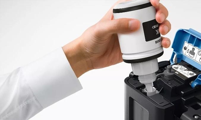 cong nghệ dẫn mực liên tục Canon g2010