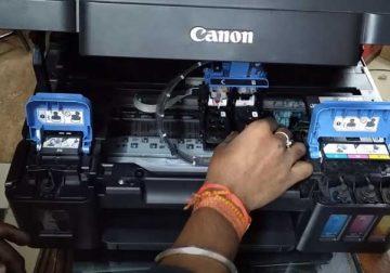 Sửa máy in màu epson