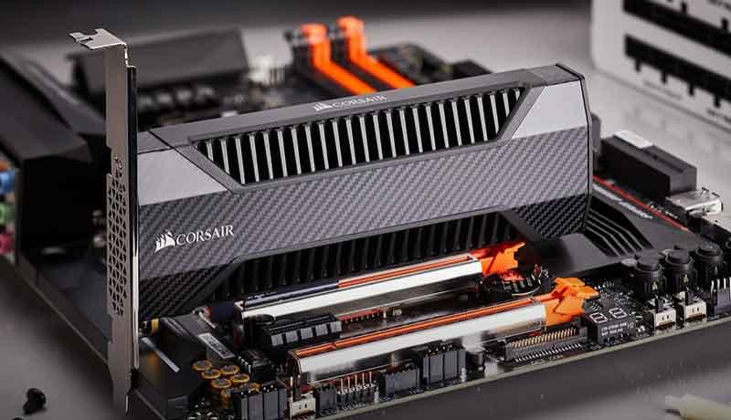 Hình ảnh minh họa ổ cứng SSD Giao thức PCIE