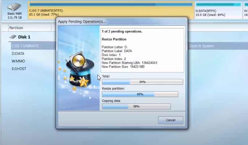 Sửa máy tính lỗi đầy ổ C